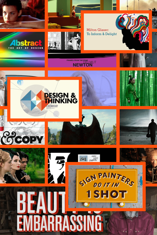 Films Every Graphic Designer Should Watch - Pinterest.