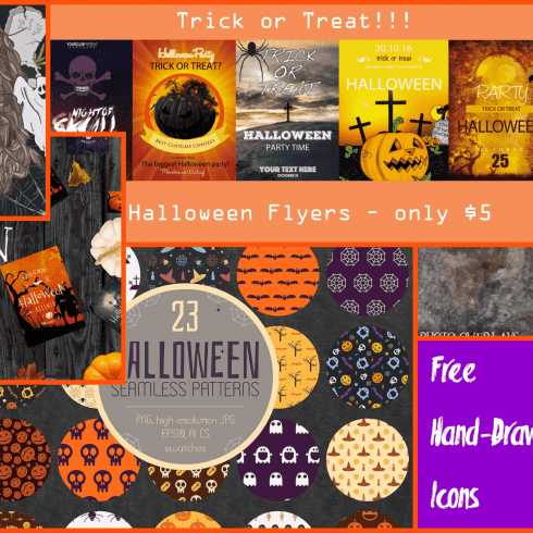 60+ Halloween Design Bundles in 2021: Amazing Design Resources with up to 90% OFF