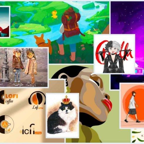 160+ Best Behance Accounts. Illustrators to Follow on Behance 2021 🏆