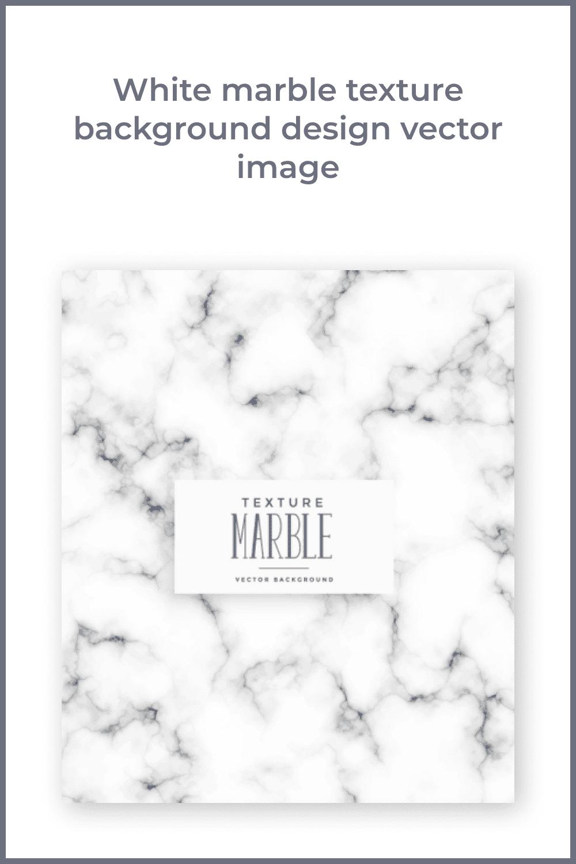 White marble texture background design.