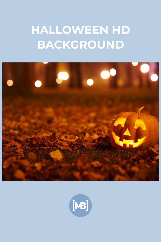 9 Halloween HD Background