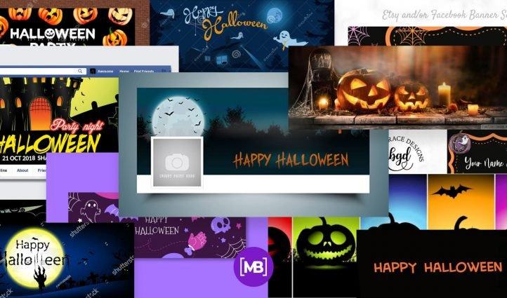Best Halloween Facebook Covers Example.