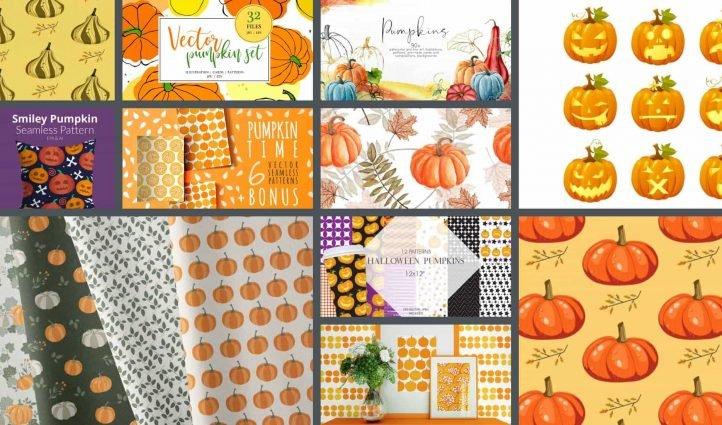 T Best 10 Pumpkin Patterns in 2021 Example.