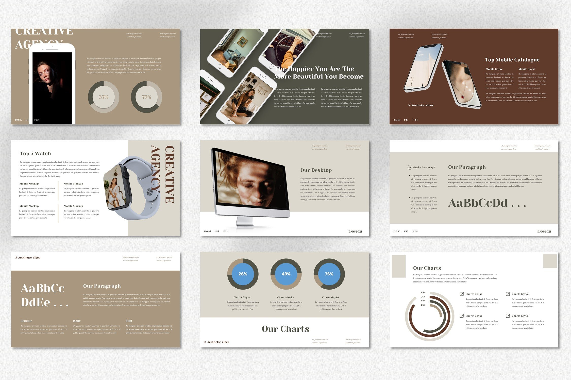 Goyke is a mobile friendly template.
