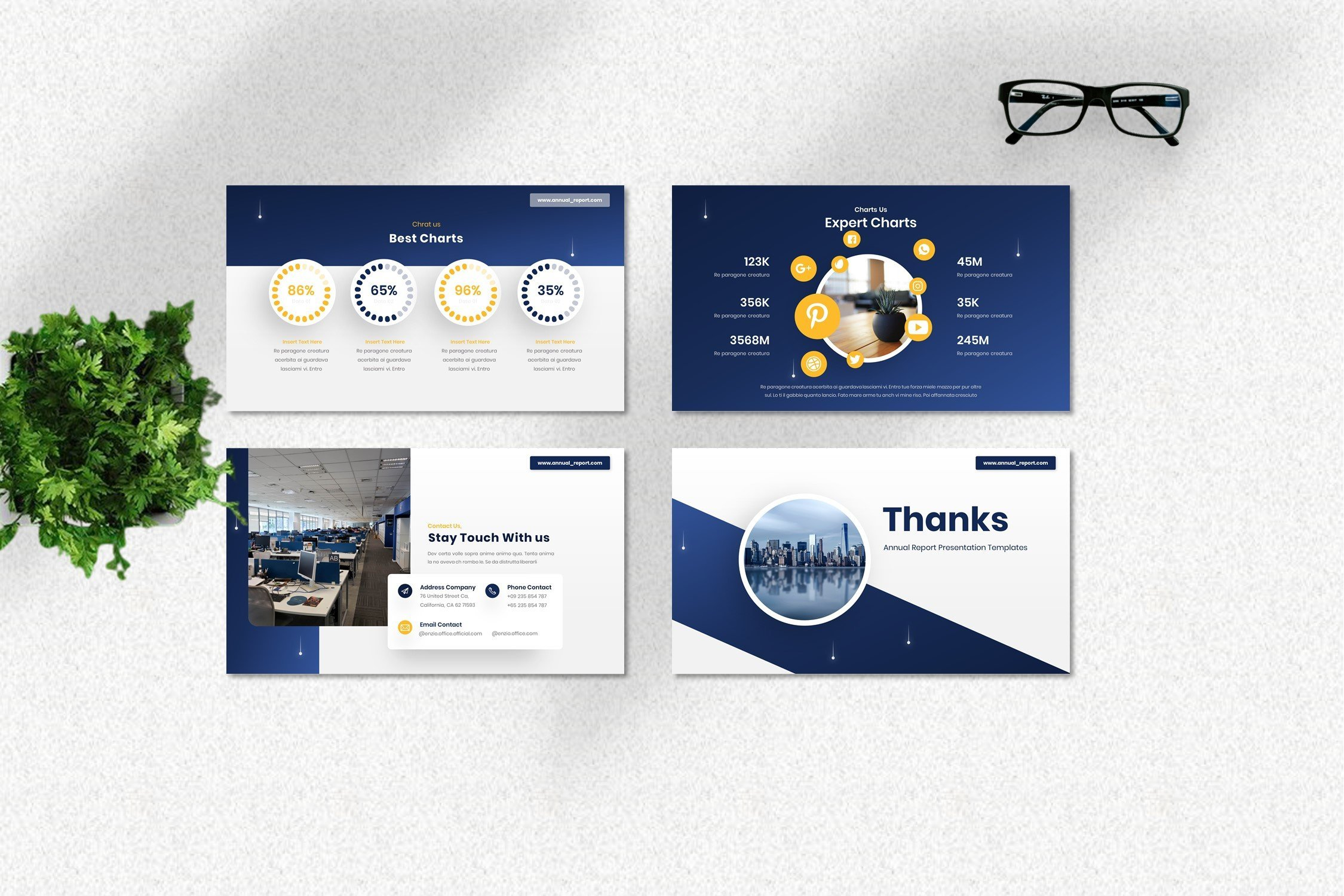 It's a pretty and business template.