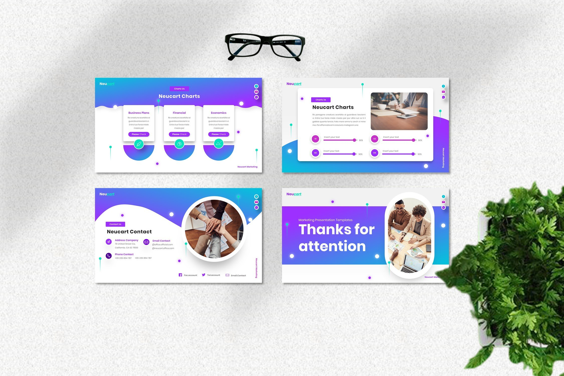 Template will teveals the theme of your presentation in the best way.