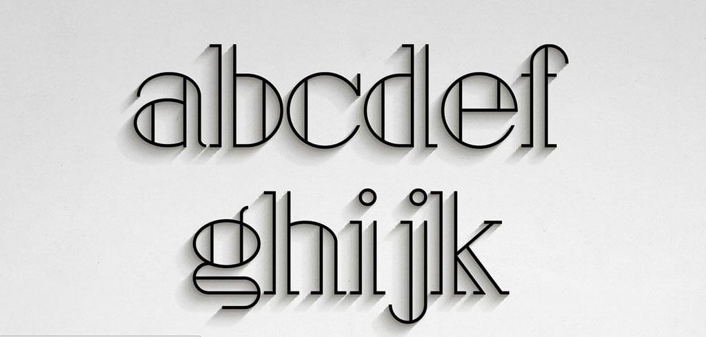 London free font