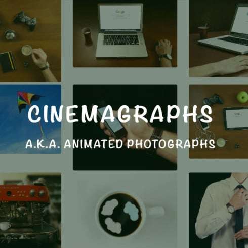11 Free Animated Photographs a.k.a. Cinemagraphs - 122 490x490