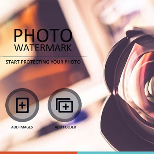 Add Watermarks to Your Photos in Batch Mode