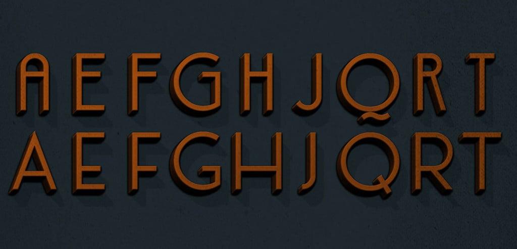 Delhi free font