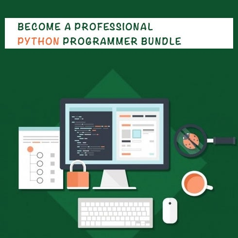 Phyton Course. Become a Professional Python Programmer Bundle - Untitled 112