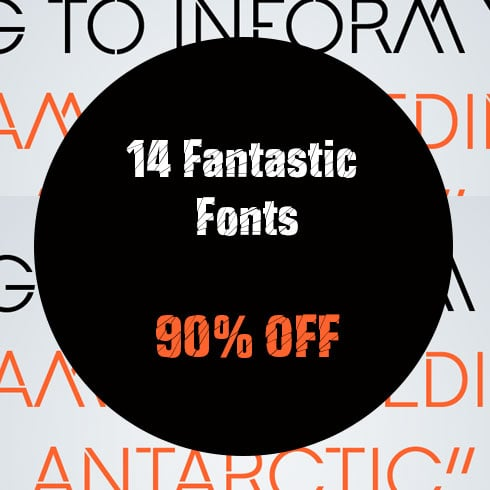 Web-safe Fonts - $14 for 14 Fonts Bundle - Best Deal - Untitled 32