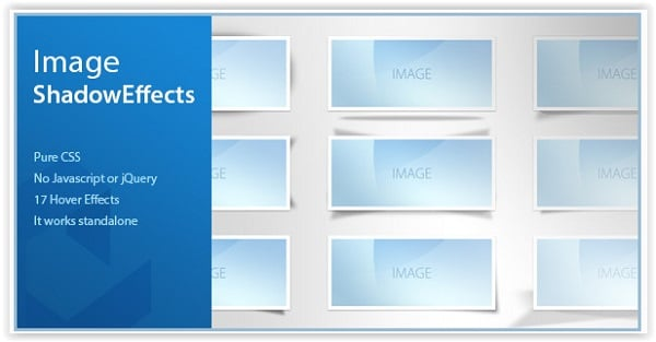Css3 Image Shadow Effects