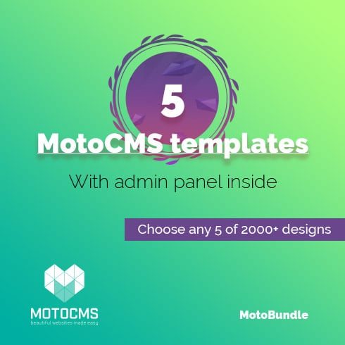 Author - moto bundle 1