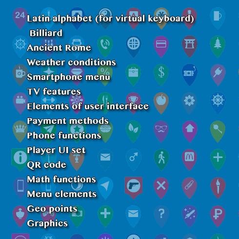 flat icons pack 1000 vector icons 15 master bundles basic icons flat icons 1000