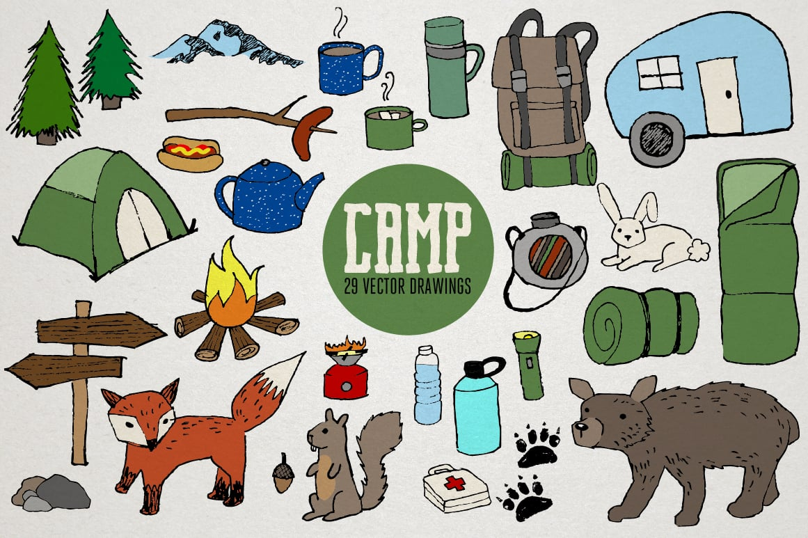 Camping2 preview