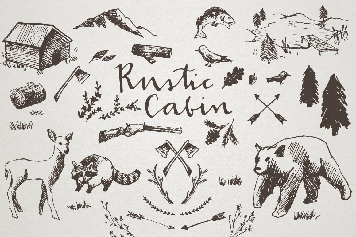 Rustic Cabin preview