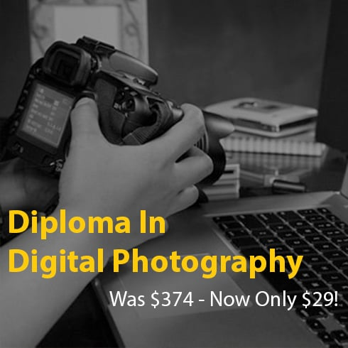 The Diploma in Professional Photography Online Course