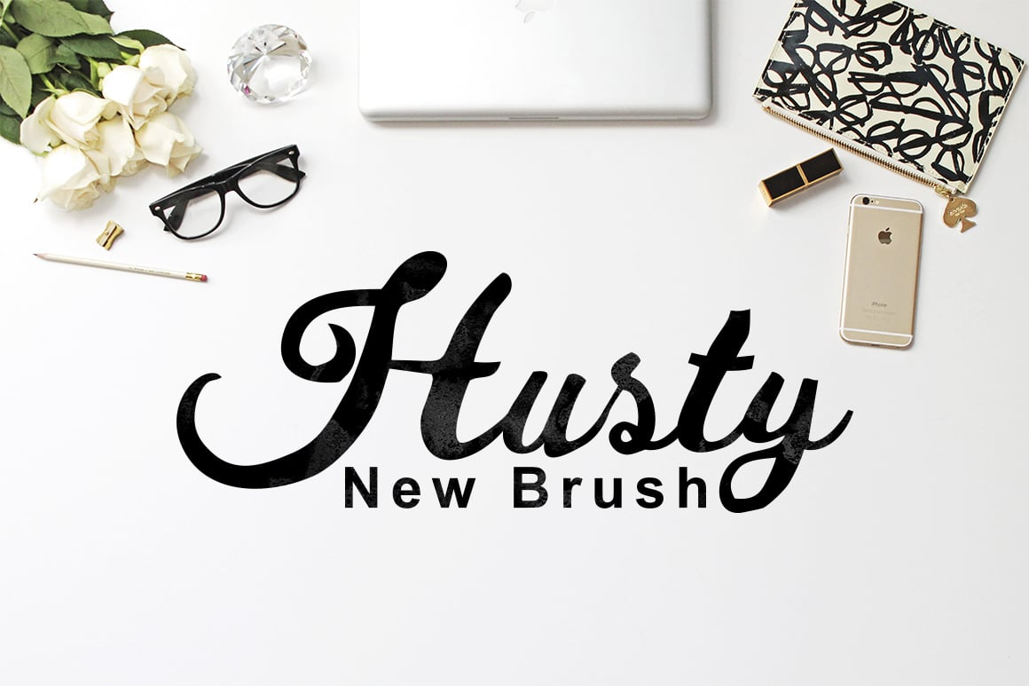 Husty new brush.