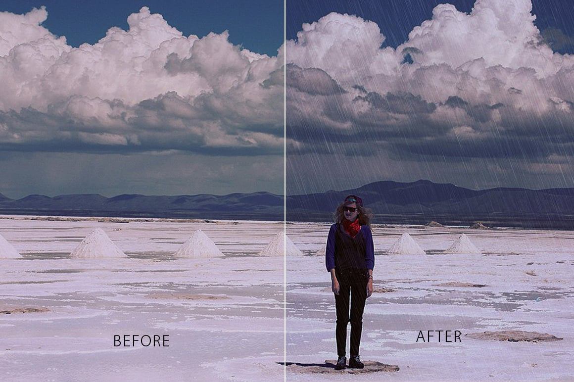 rain photoshop action prev3