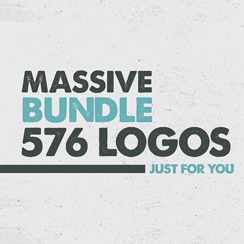 MASSIVE BUNDLE: 576 Vintage Logos – just $25