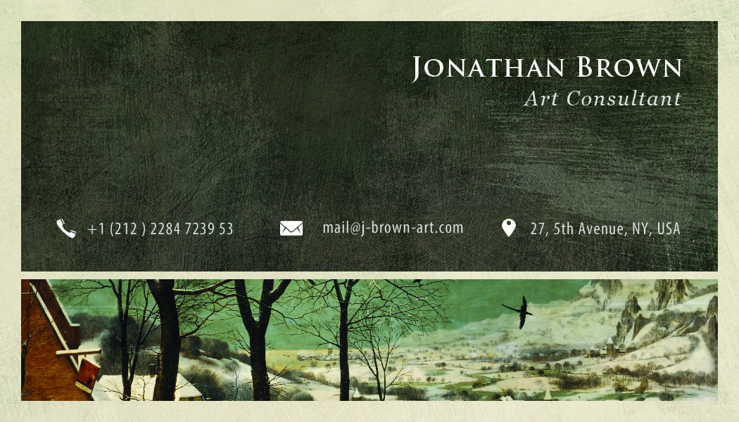 Business Card 5 - Back