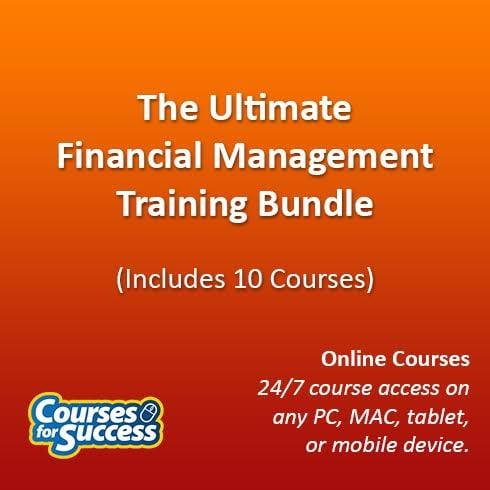 The Ultimate Financial Management Training Bundle, 10 Courses