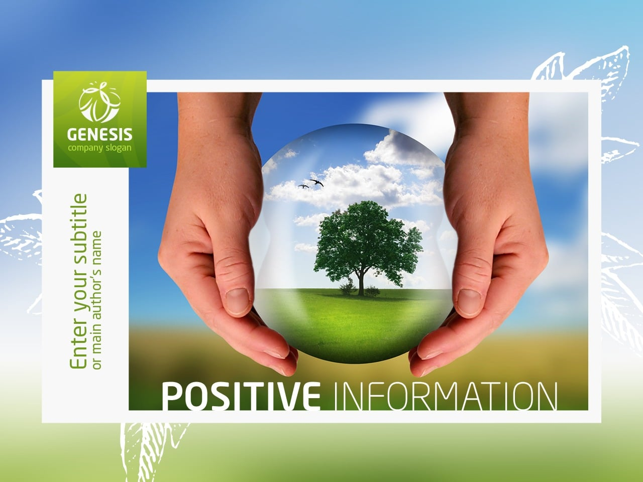 Environmental PowerPoint Template