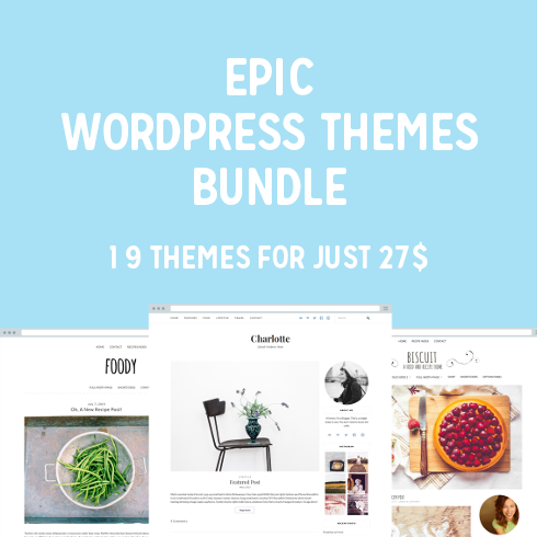 WordPress Themes Bundle: 19 Premium Themes for just $27 - pankogut masterbundles 490 1