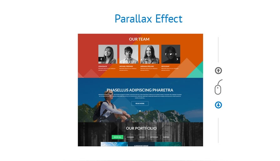 parallax-features