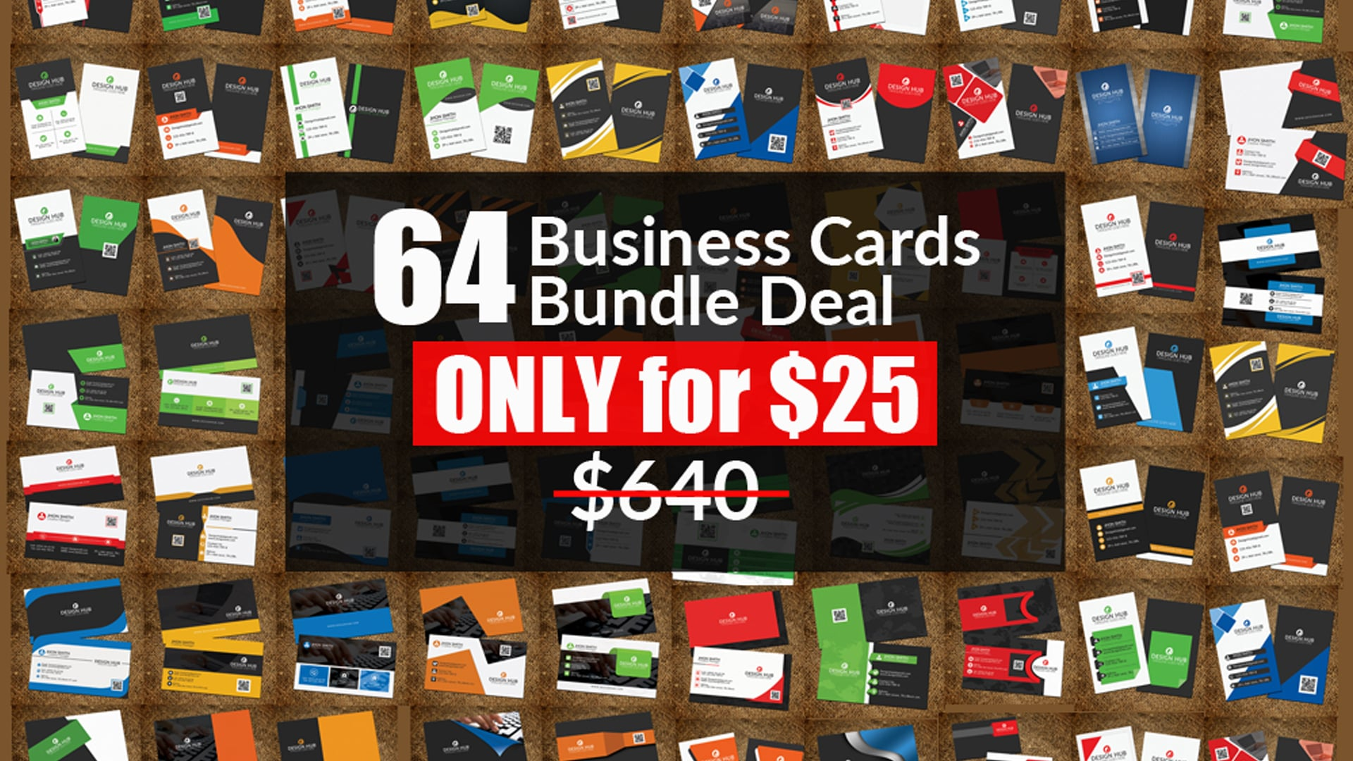64 Business Cards That You'll Love.