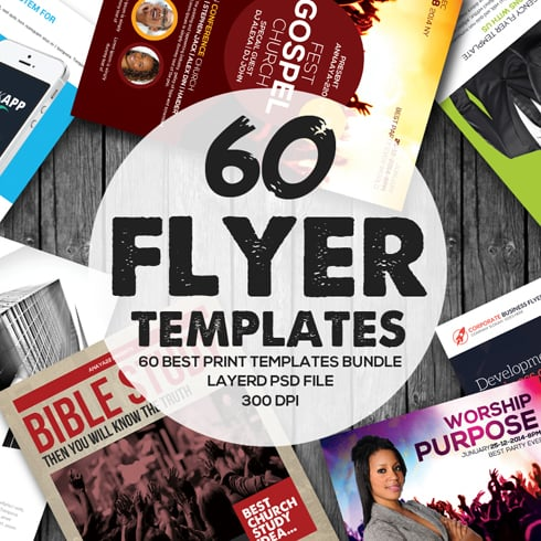 Get 60 Flyers with an Unbelievable Discount! - 490x490 1