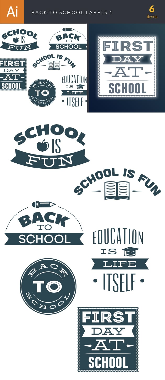 designtnt-back to school labels set 1-vector