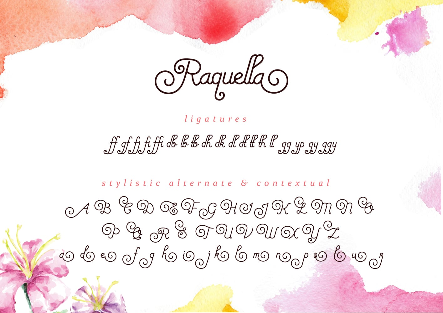 Gorgeous Fonts Bundle