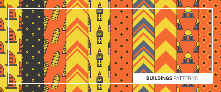 buildings patterns
