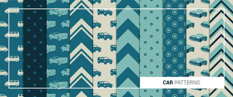 car patterns