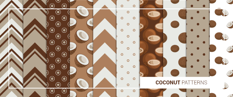 coconut patterns