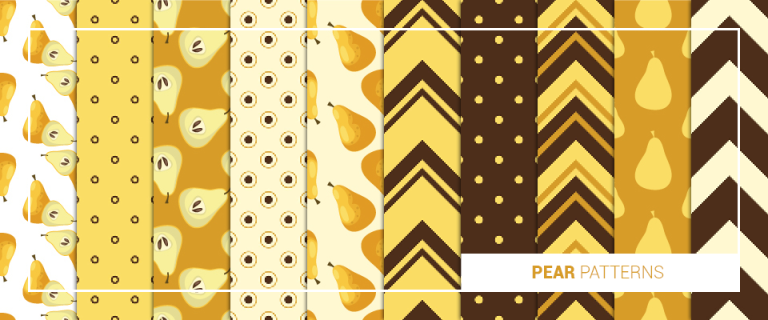 pear patterns