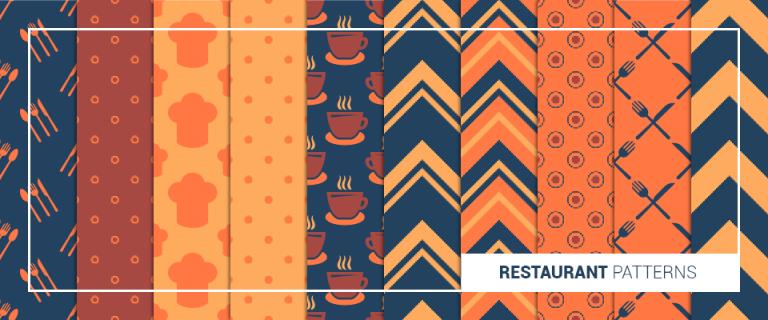 restaurant patterns
