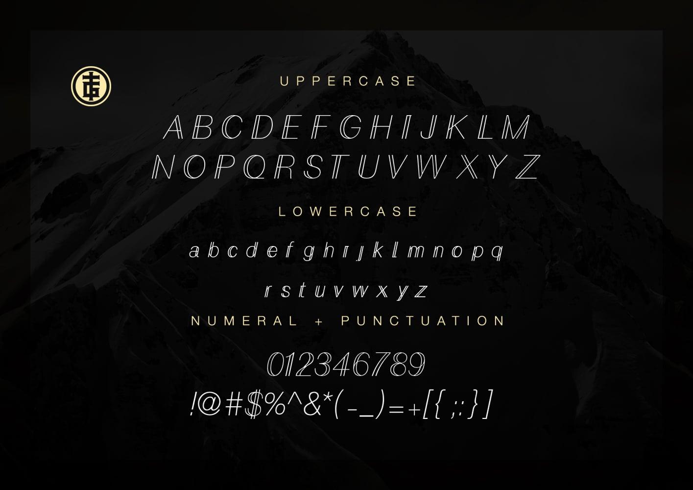 Gorgeous Fonts Bundle