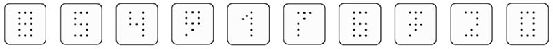 dotted-numbers