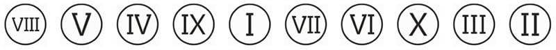 roman-numbers