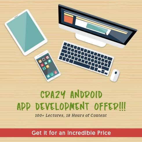 Author - Android development bundle