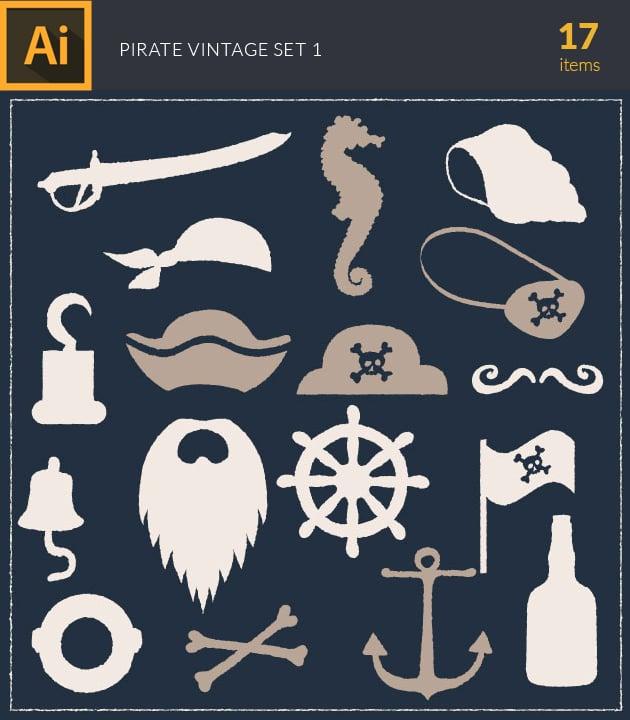 vector-pirates-vintage-vector-set-1