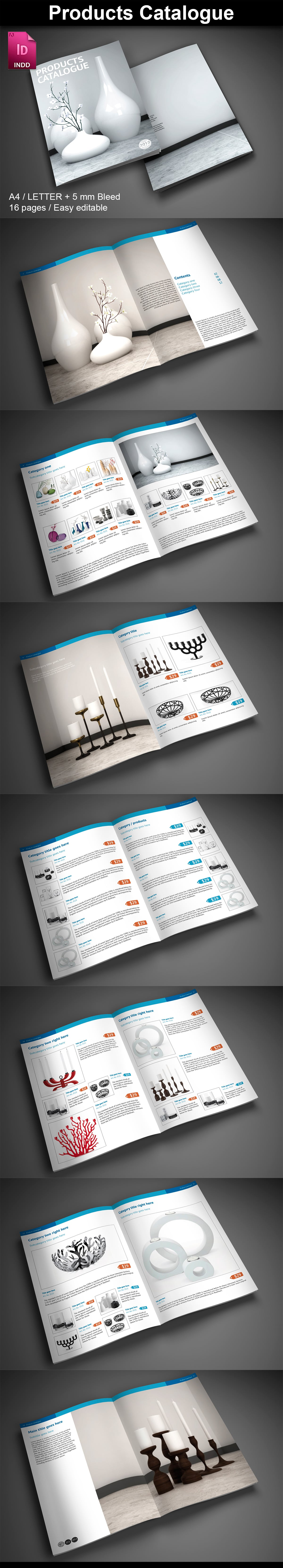 15  InDesign Product Catalogs - just $19 - 03 Products3 ImagePreview