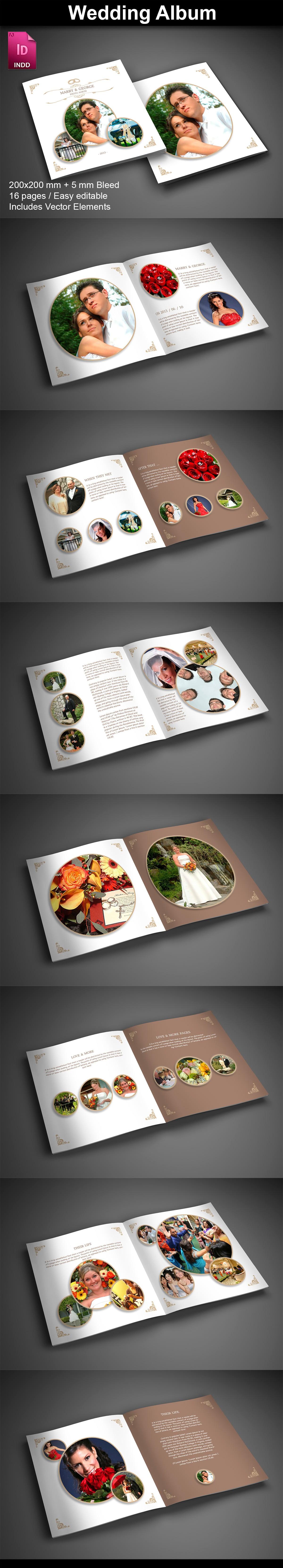 15  InDesign Product Catalogs - just $19 - 10 WeddingAlbum ImagePreview