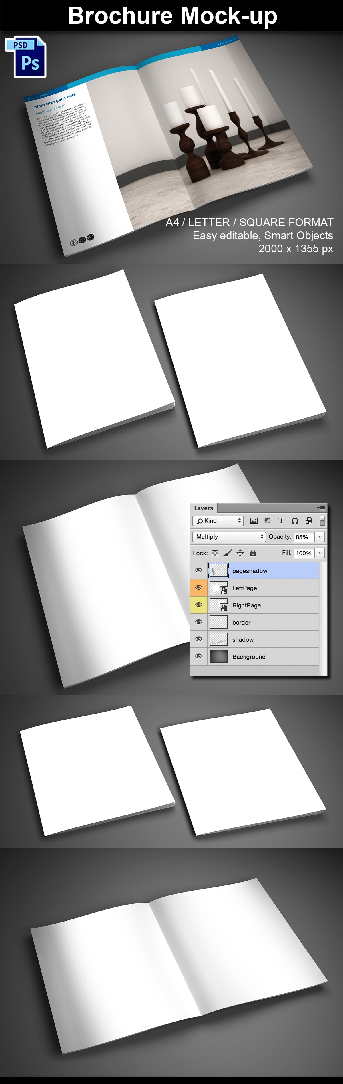 15  InDesign Product Catalogs - just $19 - 11 Mockup ImagePreview