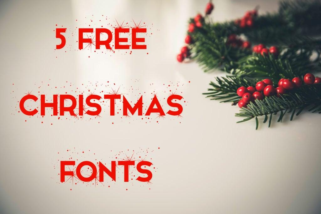 christmas fonts christmas font generator - 1024×683