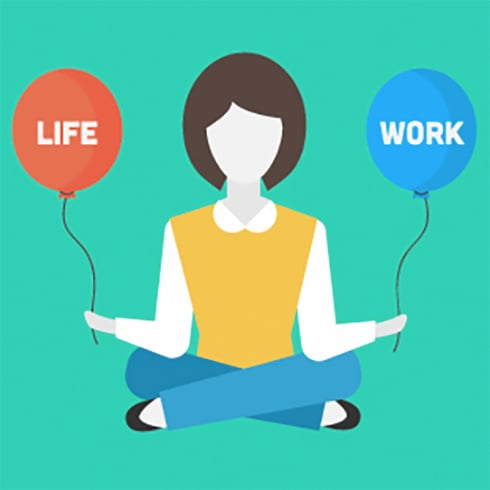 master thesis about work life balance