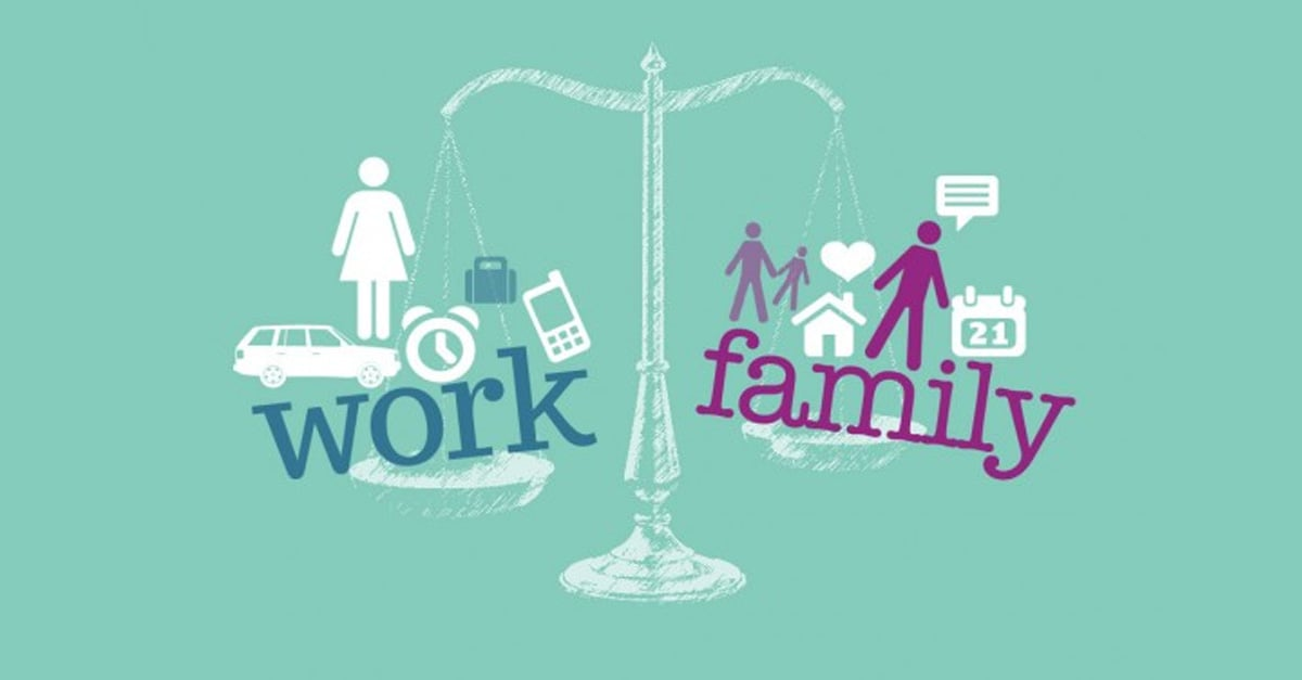 balancing family and work life